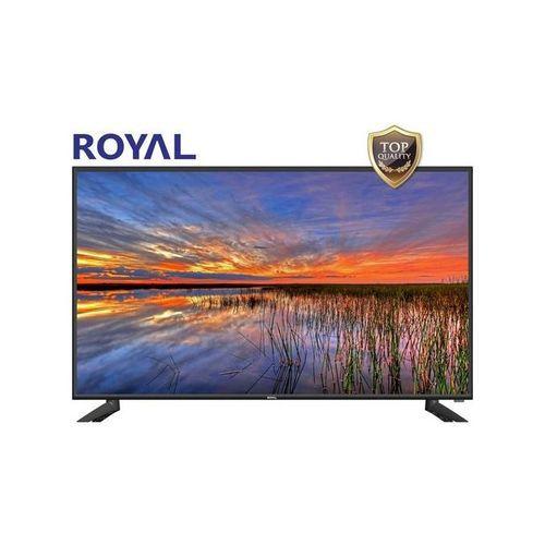 """Royal 55"""" LED Display UHD 4K Smart TV"""